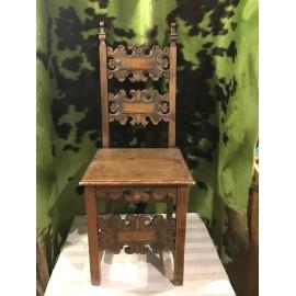 Stuhl Renaissance