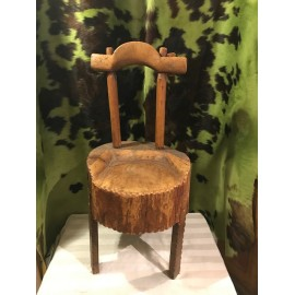 Stuhl urig