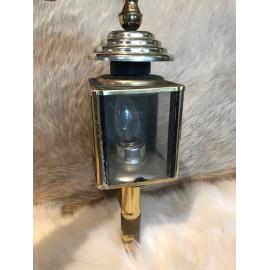 alte Kutschenlampe
