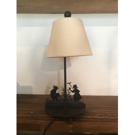 Tischlampe Märchenfigur