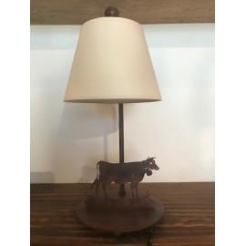 Tischlampe Kuh